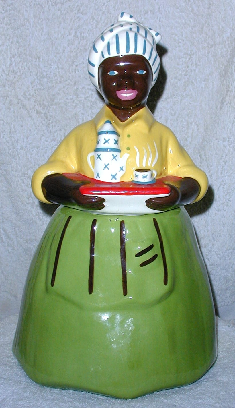 Luzianne Mammy By Carol Gifford Collector Cookie Jar – Collector