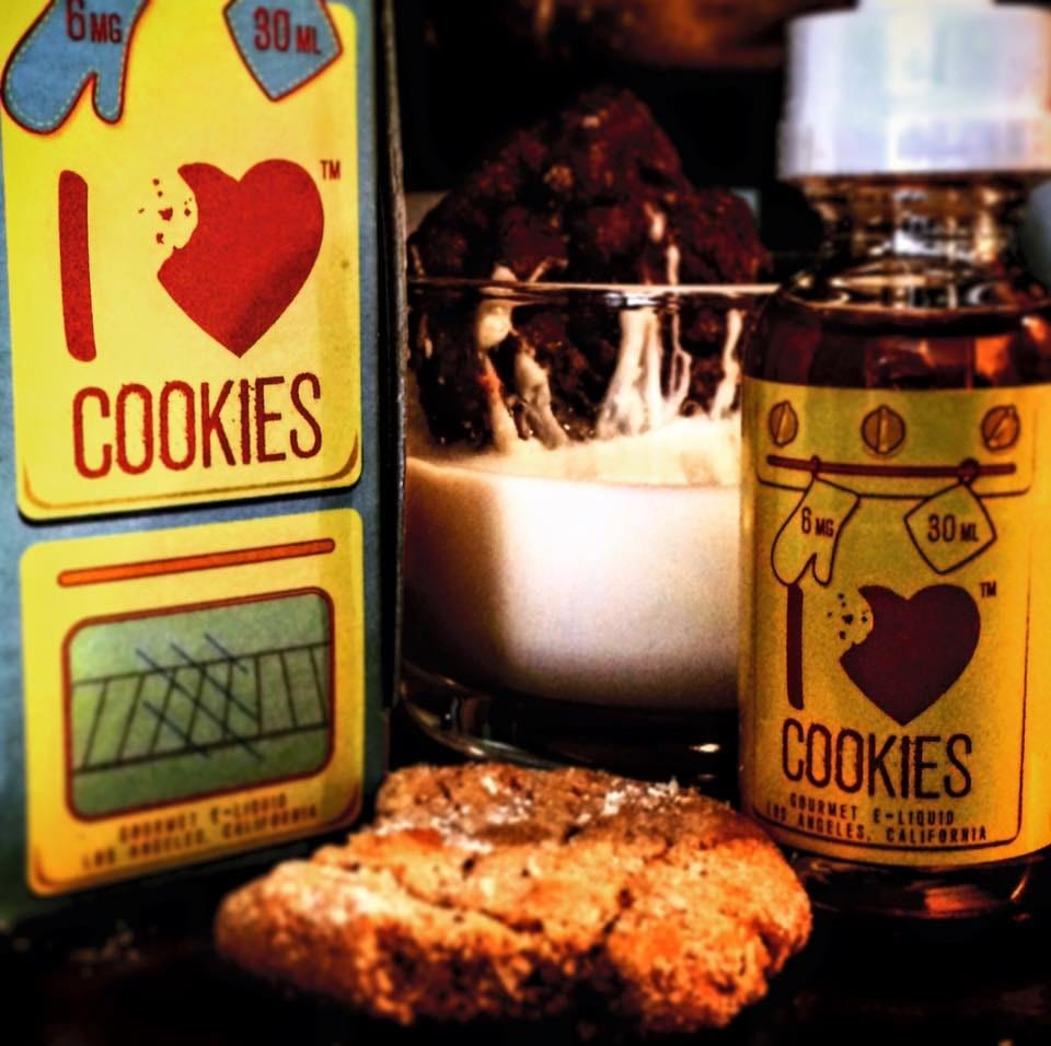 Mad Hatter Juice I Love Cookies