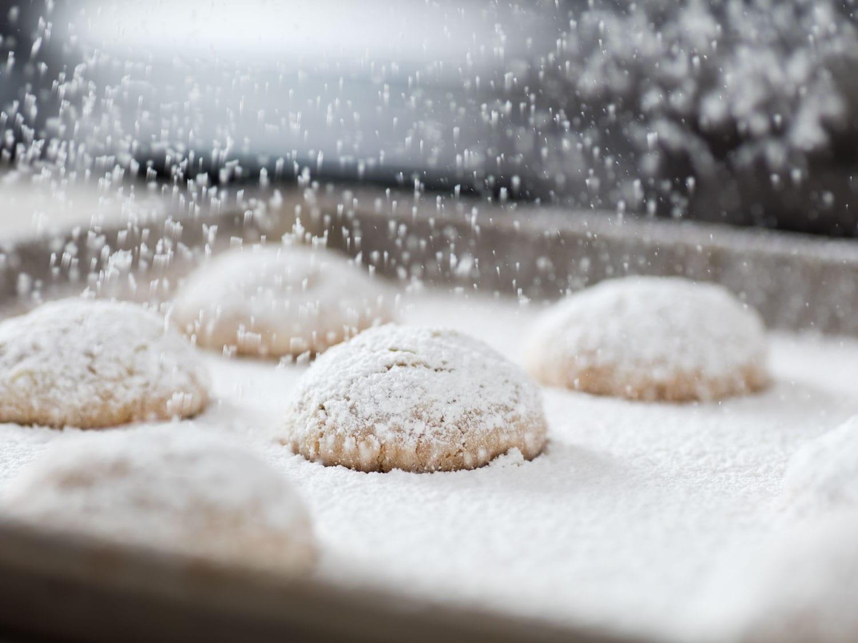 Mexican Wedding Cookies, Russian Tea Cakes  Same Dang Delicious