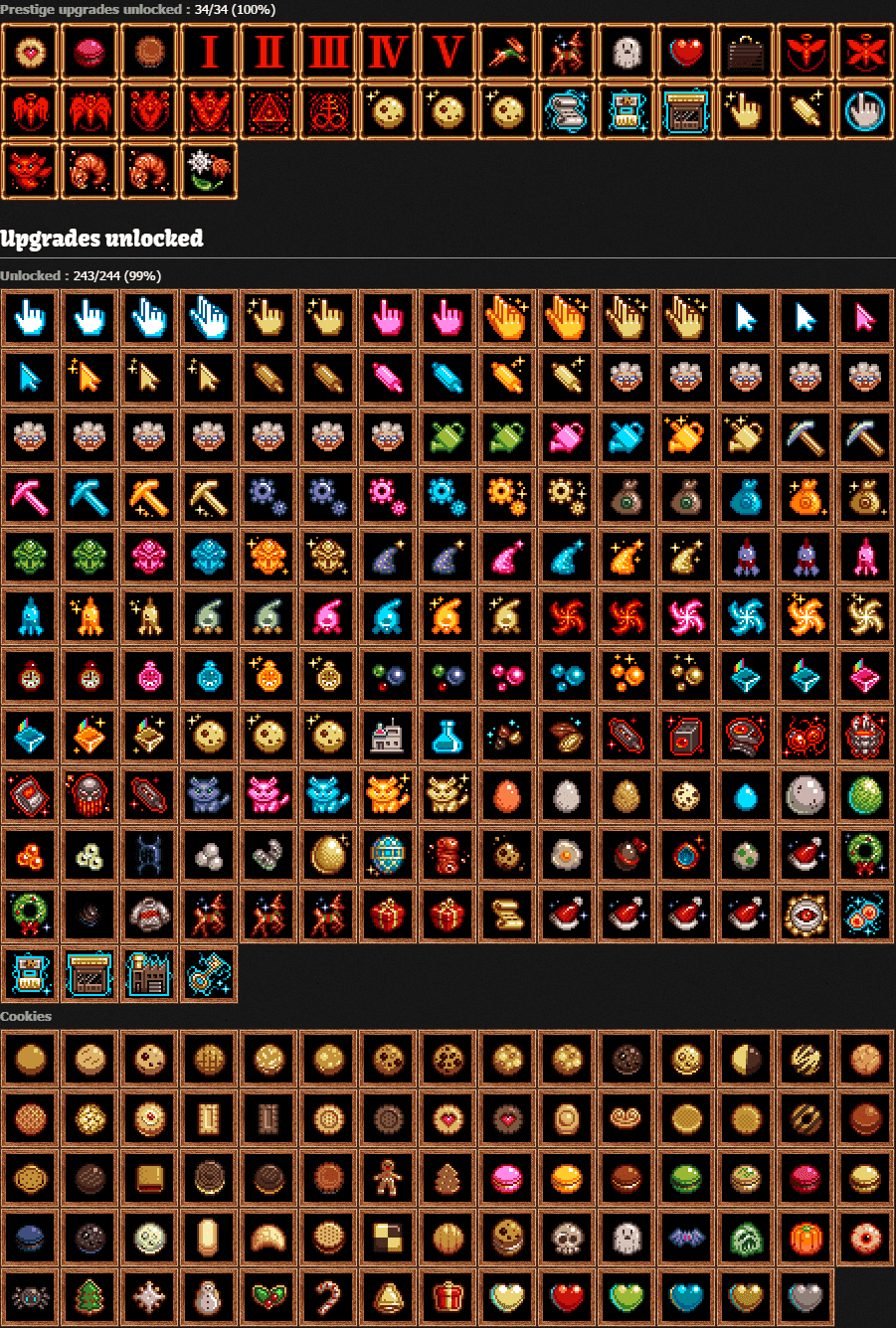 Missing An Upgrade, 1 0501 Beta  Which One   (   Cookieclicker