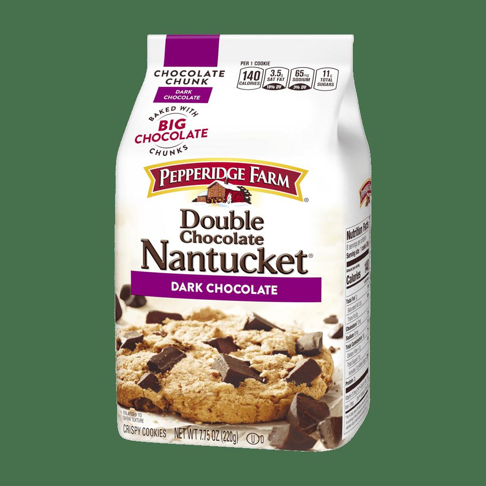 Nantucket™ Crispy Double Chocolate Chunk Cookies