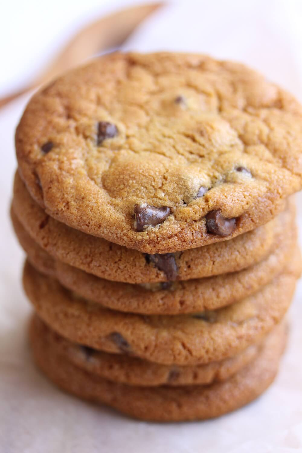 New York Times Choc Chip Cookies