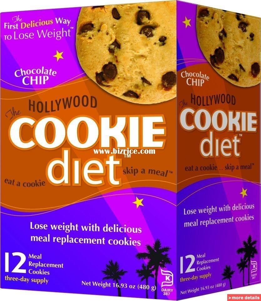 Nutrition Cookie Distributors