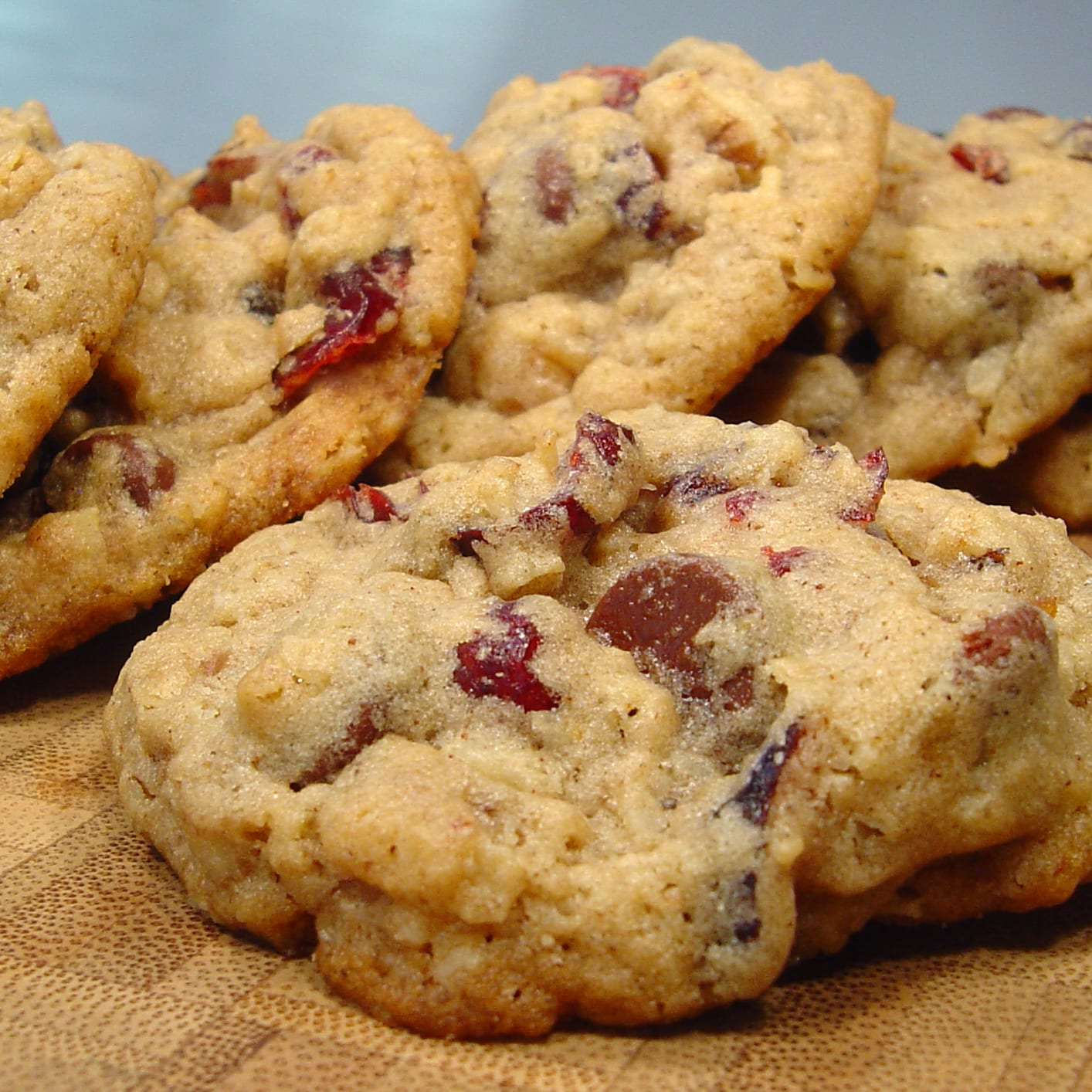 Oatmeal Craisin Cookie Recipe