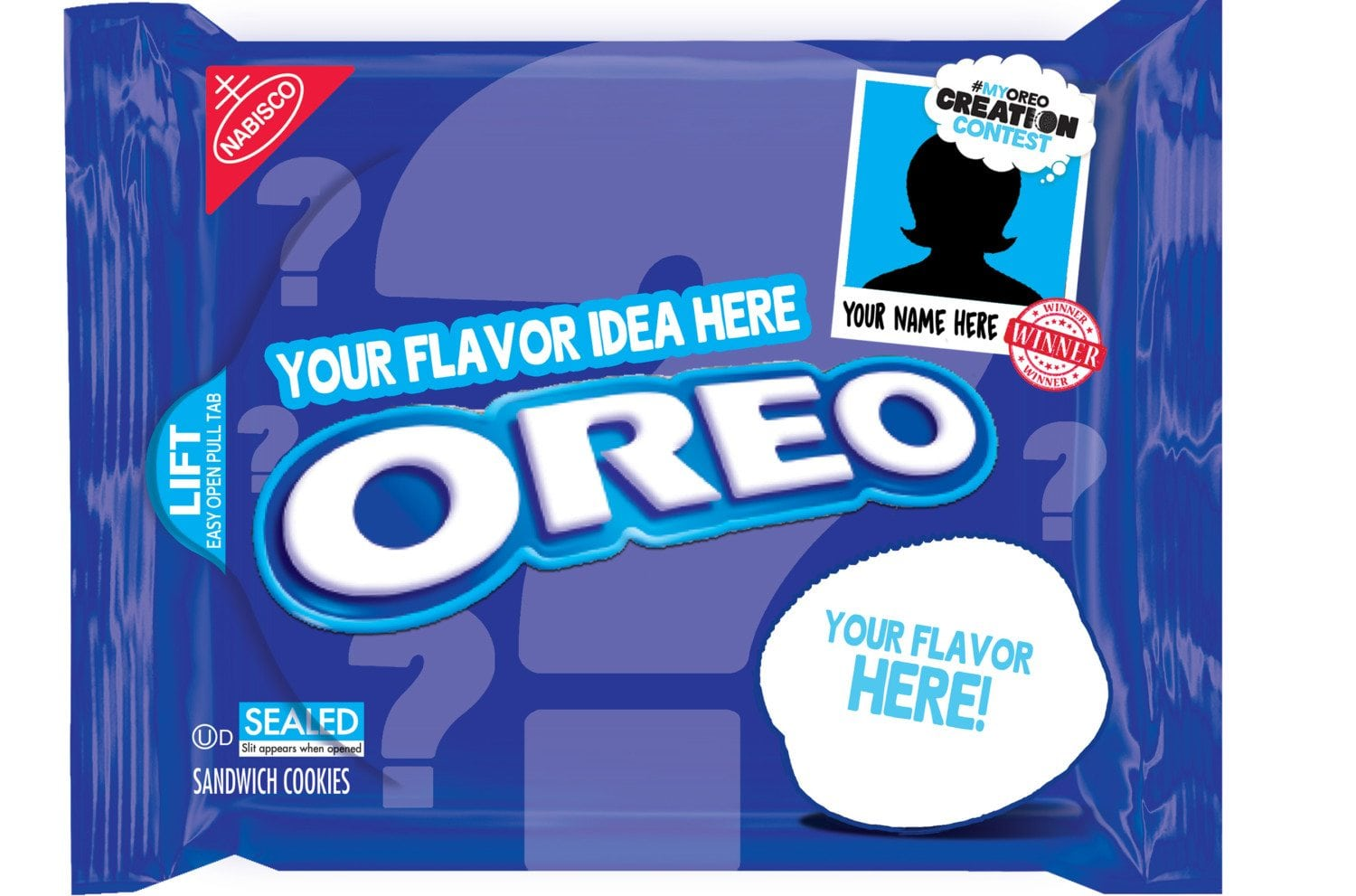 Oreo Contest  Choose Our Next Flavor And Win $500,000