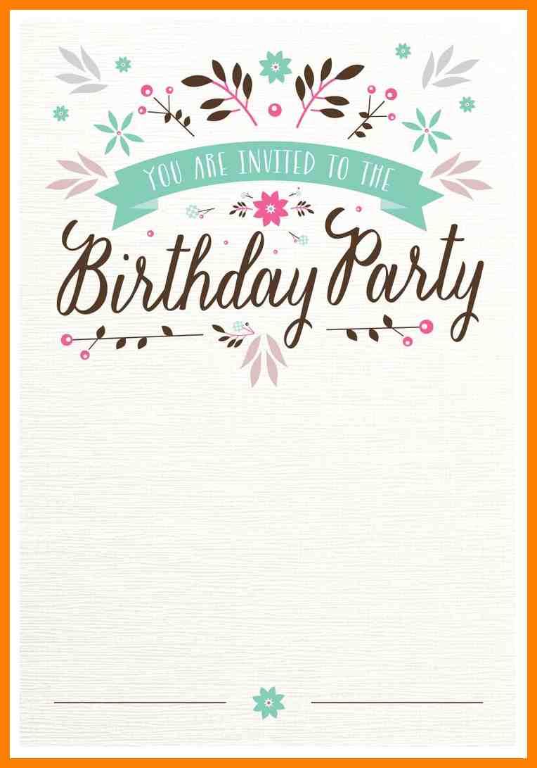 Party Invitations Maker