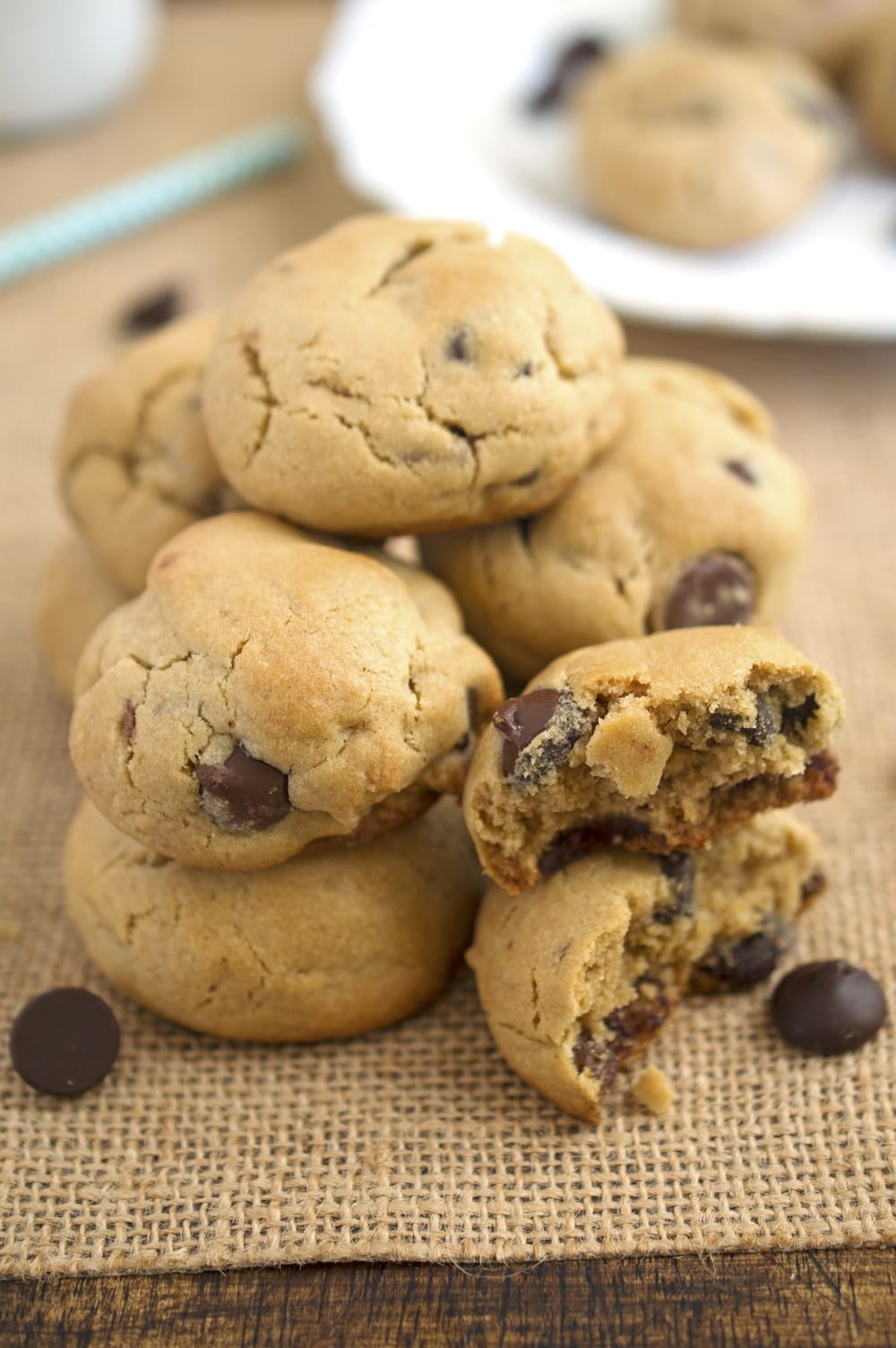 Peanut Butter Reese's And Chocolate Chip Cookies