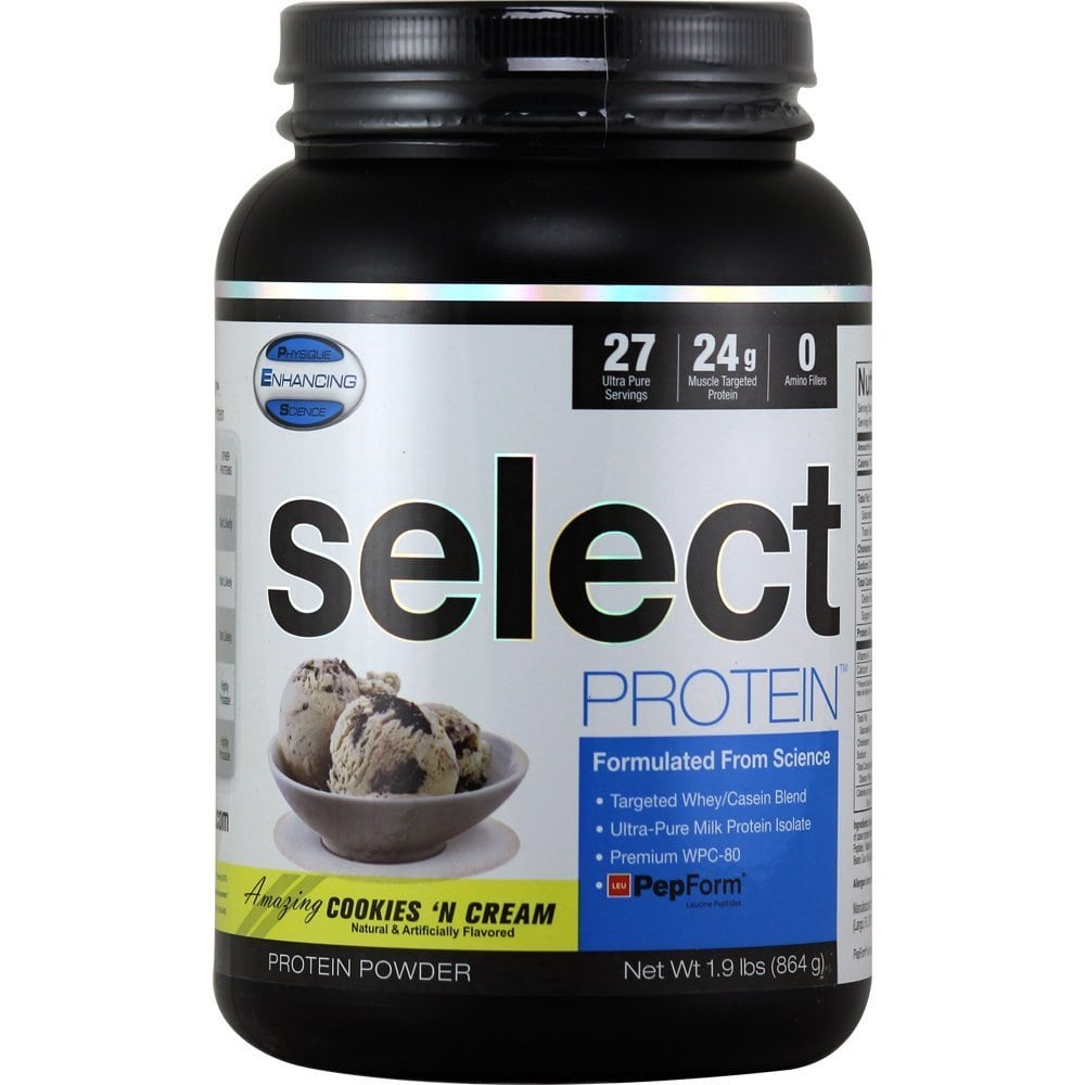 Pes Select Protein Review (cookies N' Cream) – Gains Lifestyle