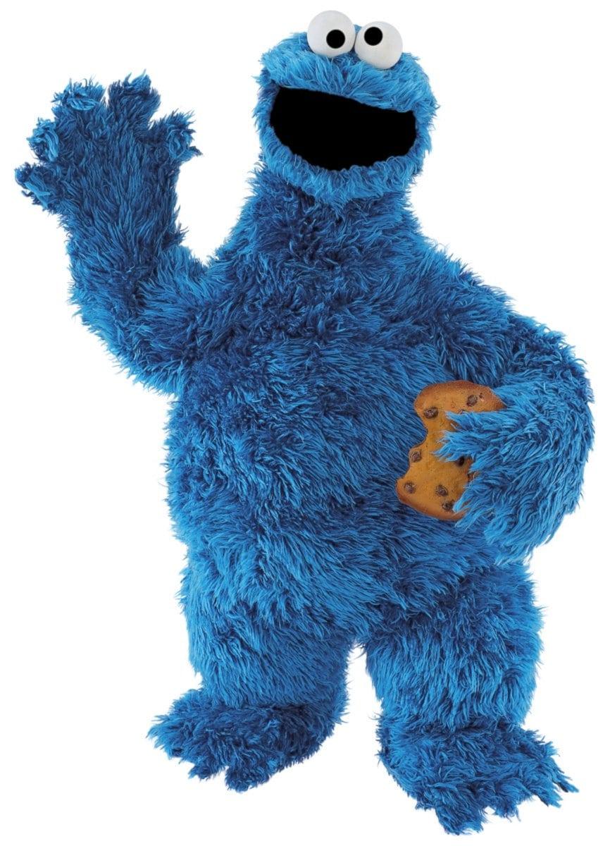 Photo  Sesame Street's Cookie Monster