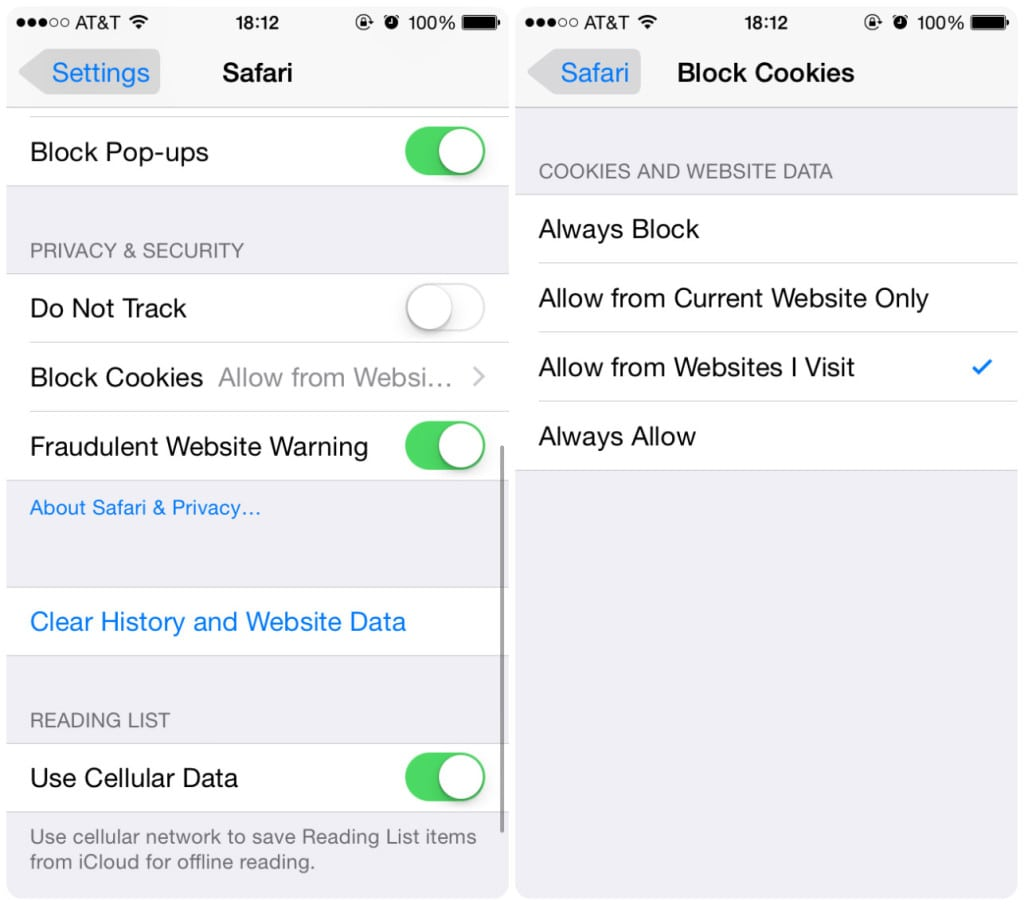 Privacy 101  Settings And Tips For Every Iphone And Ipad User