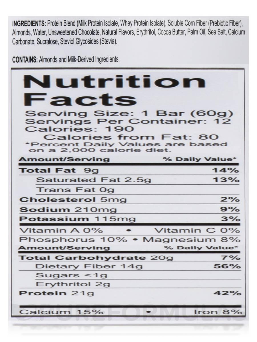 Quest Bar® Chocolate Chip Cookie Dough Flavor Protein Bar
