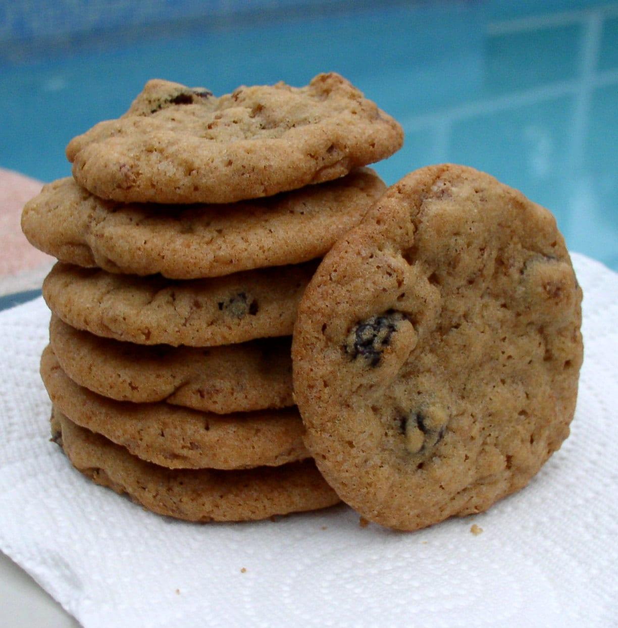 Raisin Bran Cookie Recipe