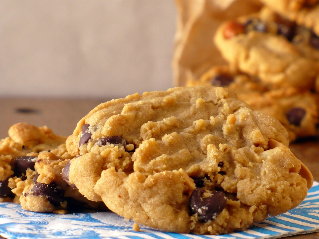 Recipe  Peanut Butter Chocolate Chip Cookies – Carycitizen