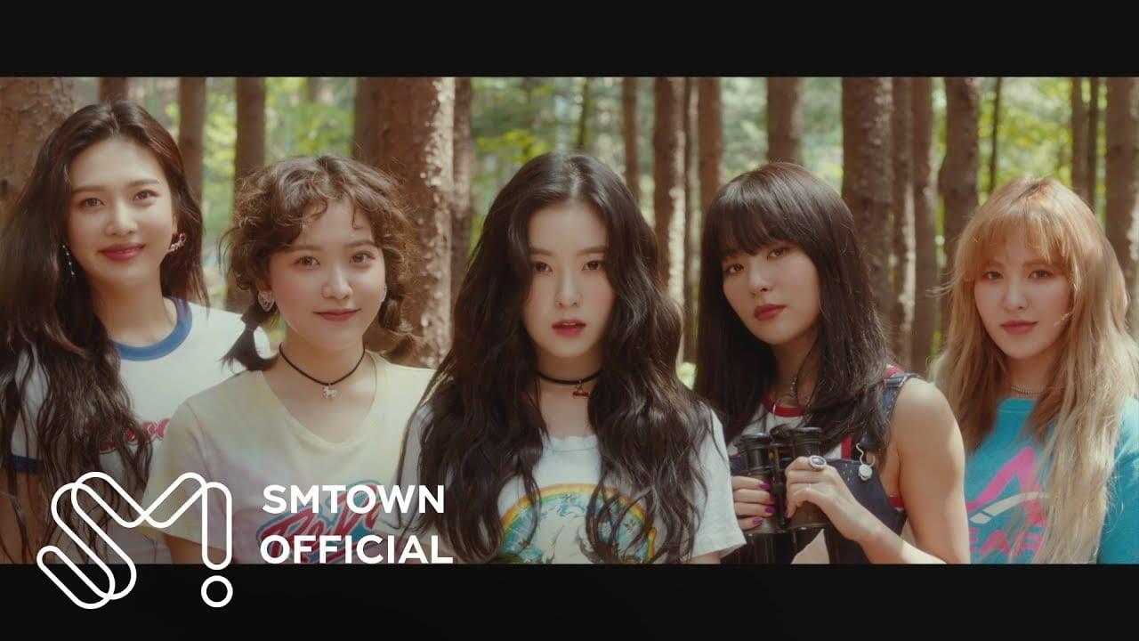 Red Velvet ' Cookie Jar' Mv