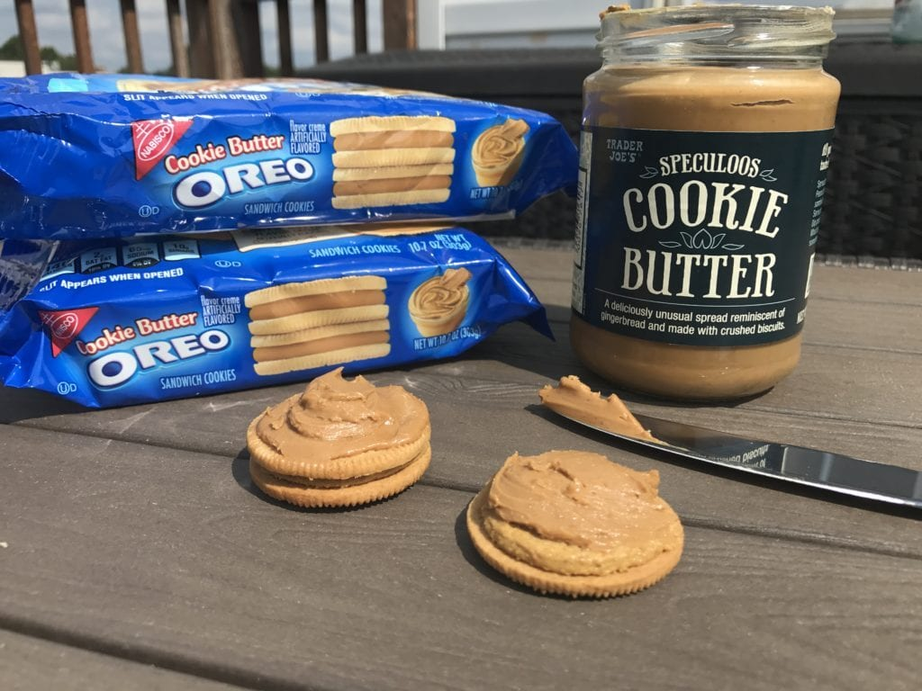 Review  Nabisco Cookie Butter Oreos