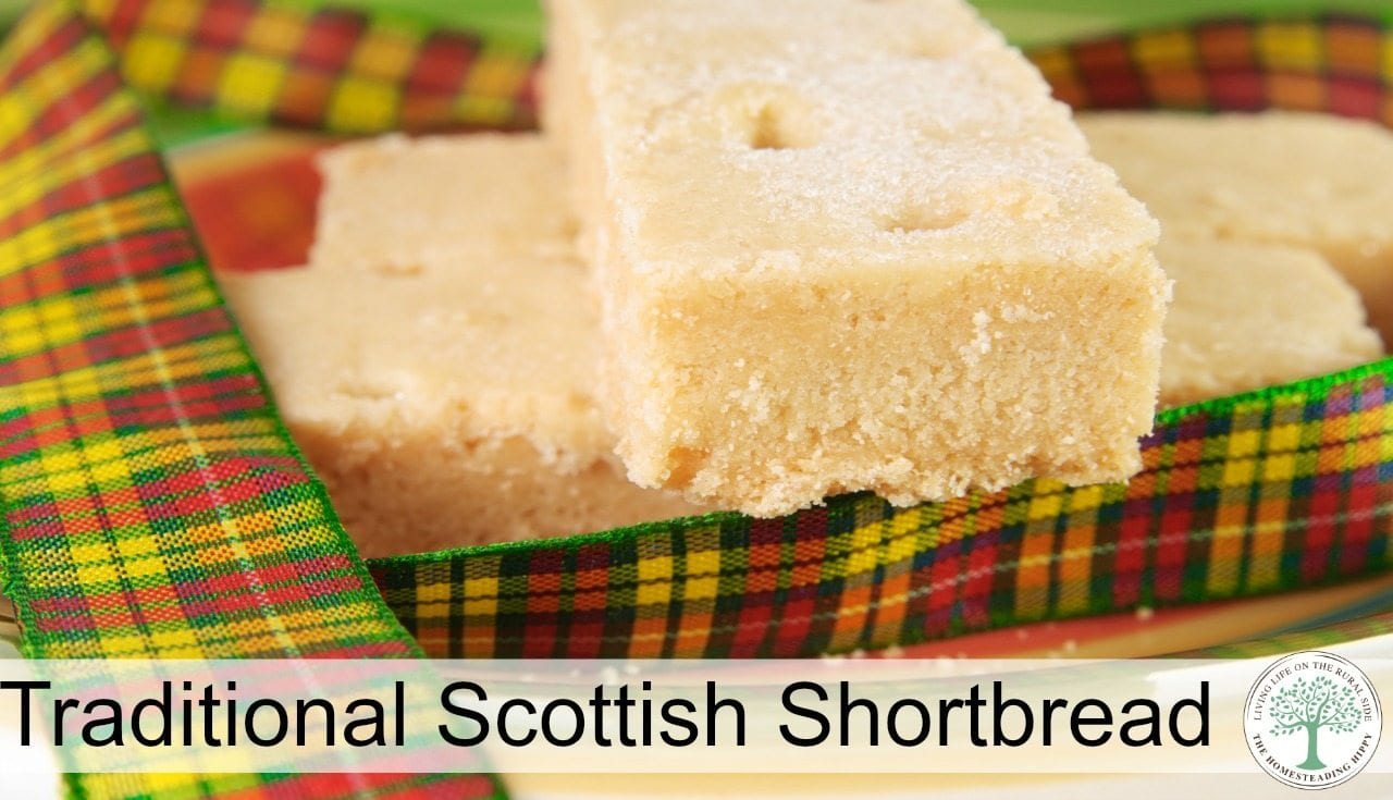 Scottish Shortbread  Switch2swerve Swapout