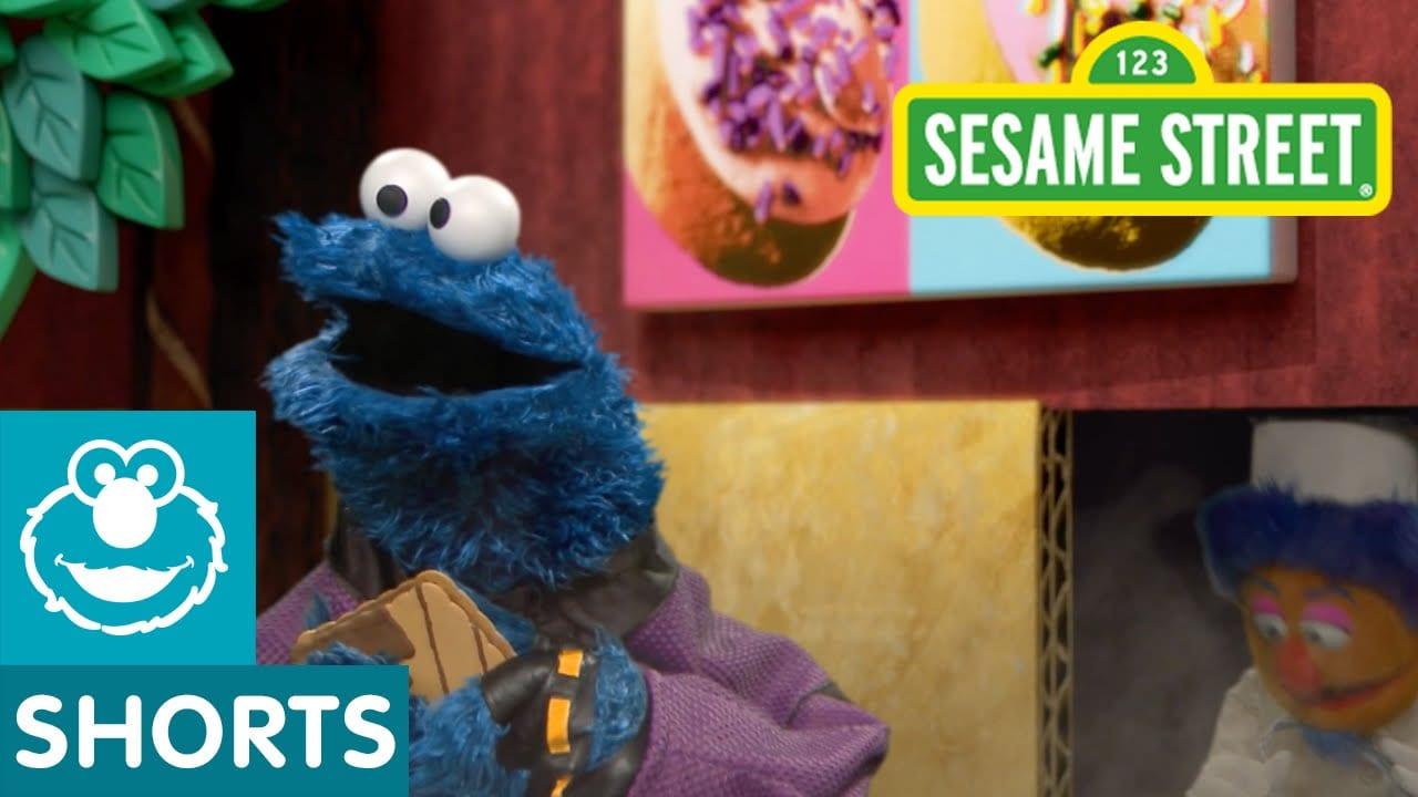 Sesame Street  Smart Cookies Must Stop The Crumb