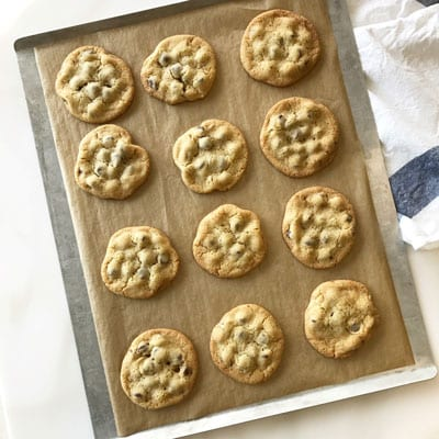 Small Batch Cookies