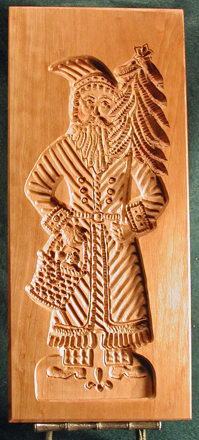 Speculaas Cookie Molds For Shaping Dutch