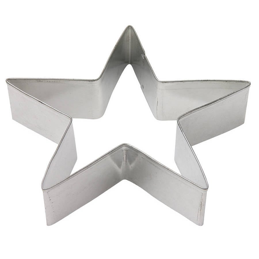 Star Cookie Cutter By Katie Bakes