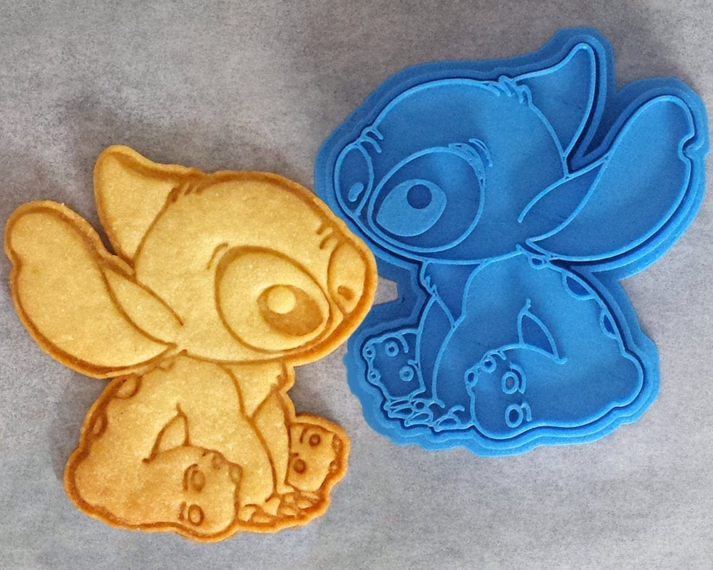 Stitch Cookie Cutter
