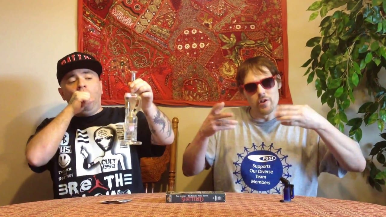 Strandz!  25  Shatter Review Of  Emperor Cookie Dough  🍪🍪🍪 By