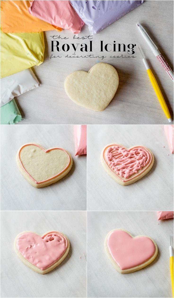 Sugar Cookie Decorating Ideas Lovely Wedding Cookies Cookie