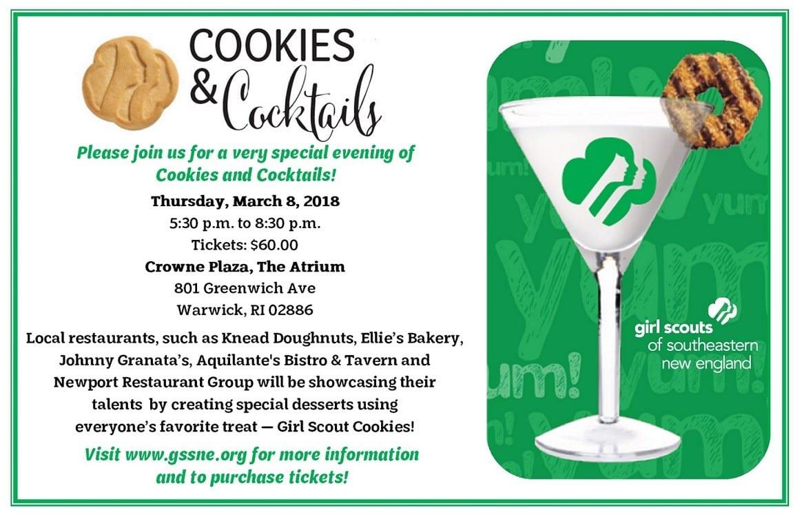 The 2018 Girl Scout Cookie Season Has Begun!