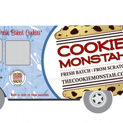 The Cookie Monstah On Twitter   Hey, Cookie! Happy Friyay