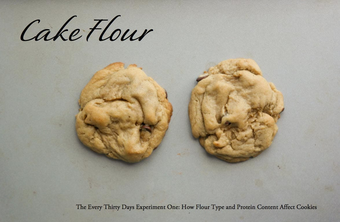 The Every Thirty Days Experiment 1 – Baking Is A Science