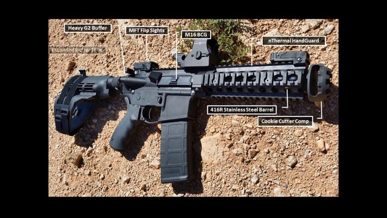 The Fury Pistol