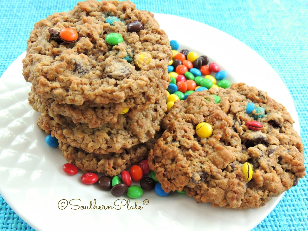 The Monster Cookies Everyone Loves!