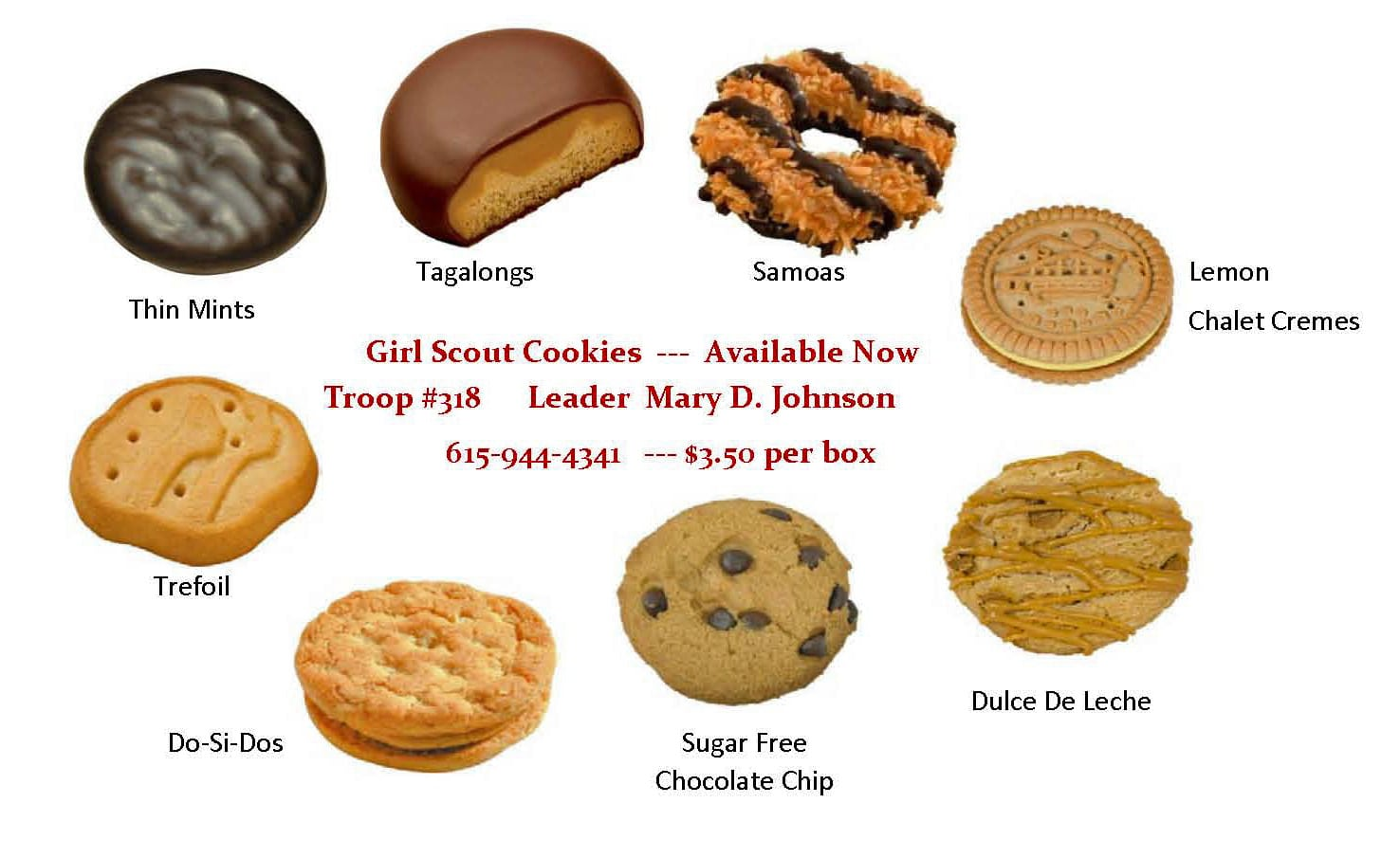 """The New """"nutrient Enriched"""" Girl Scout Cookie Is The Beginning Of"""