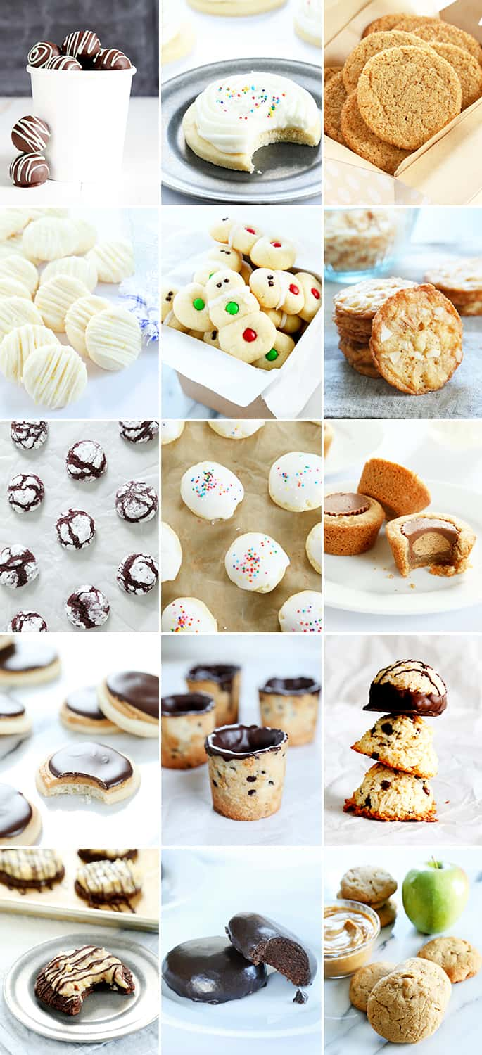 The Very Best Gluten Free Christmas Cookies, 2015 Edition ⋆ Great