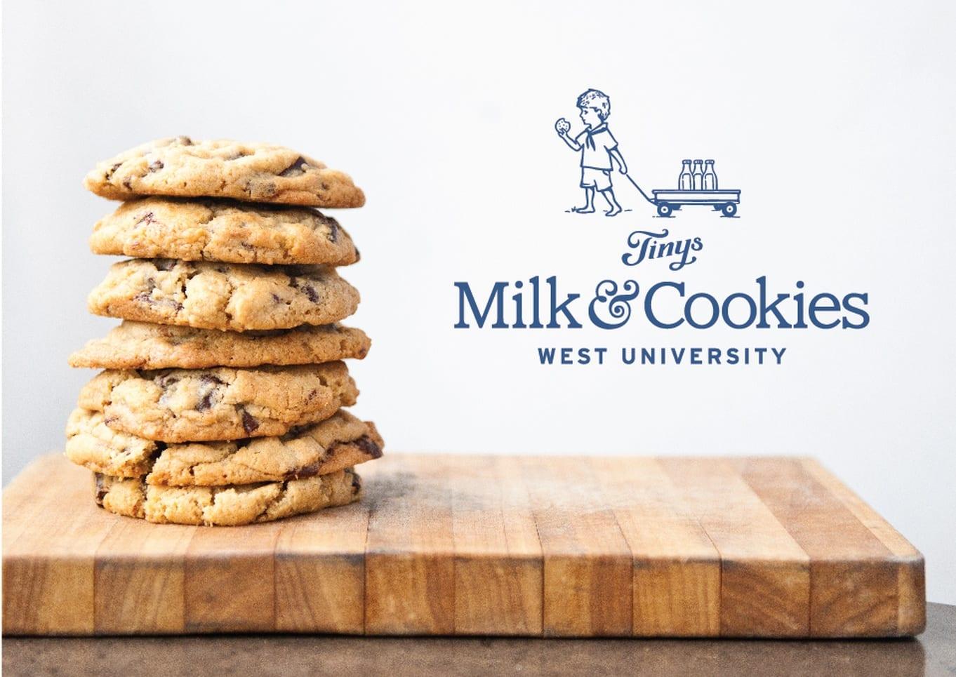 Tinys Milk And Cookies