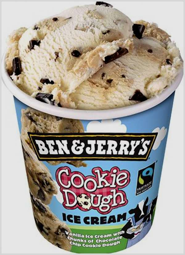 Top Six Quotes On Chocolate Chip Cookie Dough Ice Cream Brands