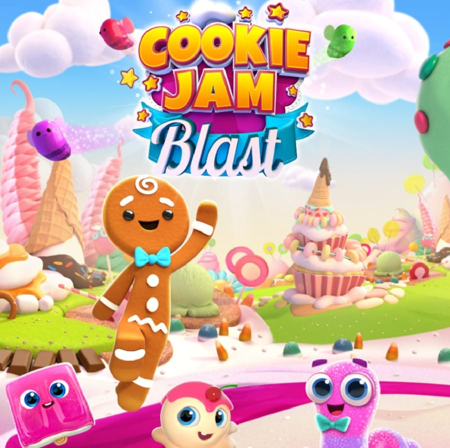 Tricks And Cheats For Cookie Jam Blast