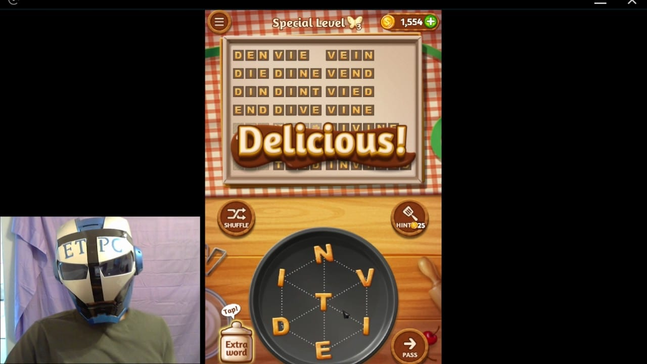 Word Cookies Cranberry 5 Special Level 28 Solved