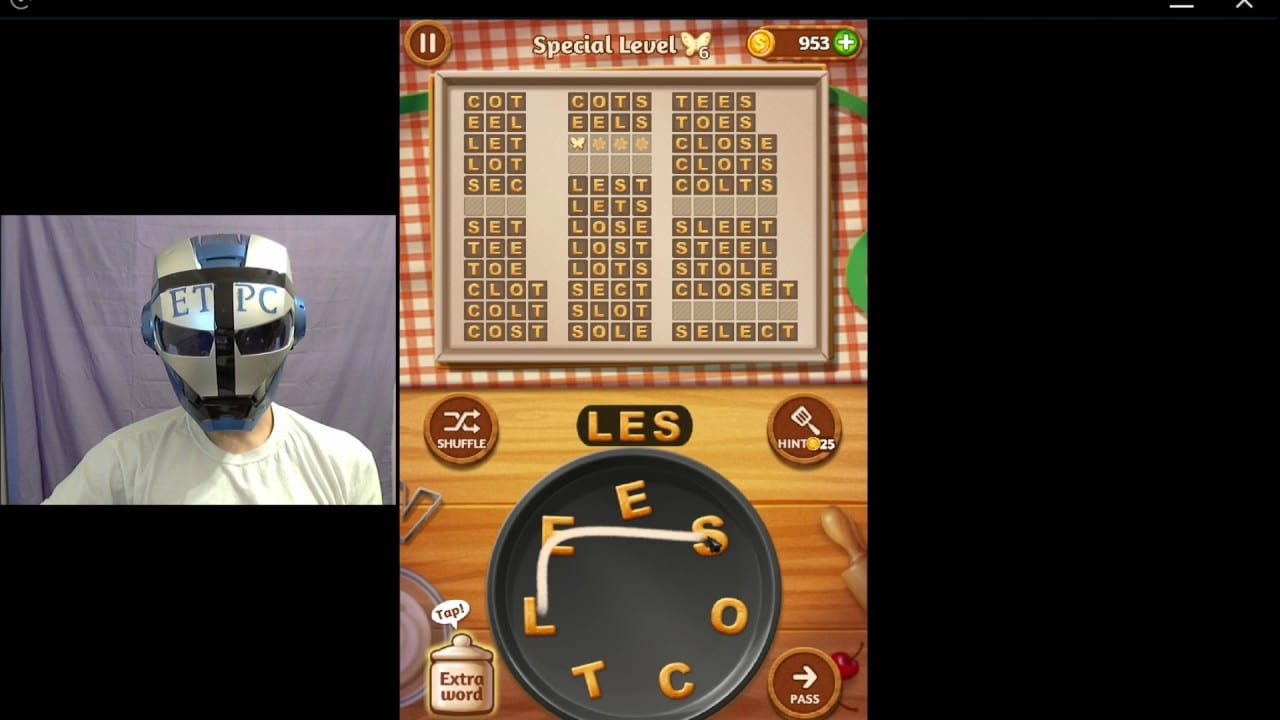 Word Cookies Earl Grey 10 Special Level 65 Solved (new Level