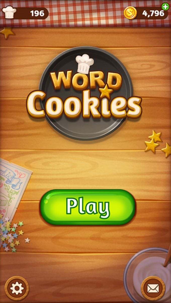 Word Cookies! For Iphone