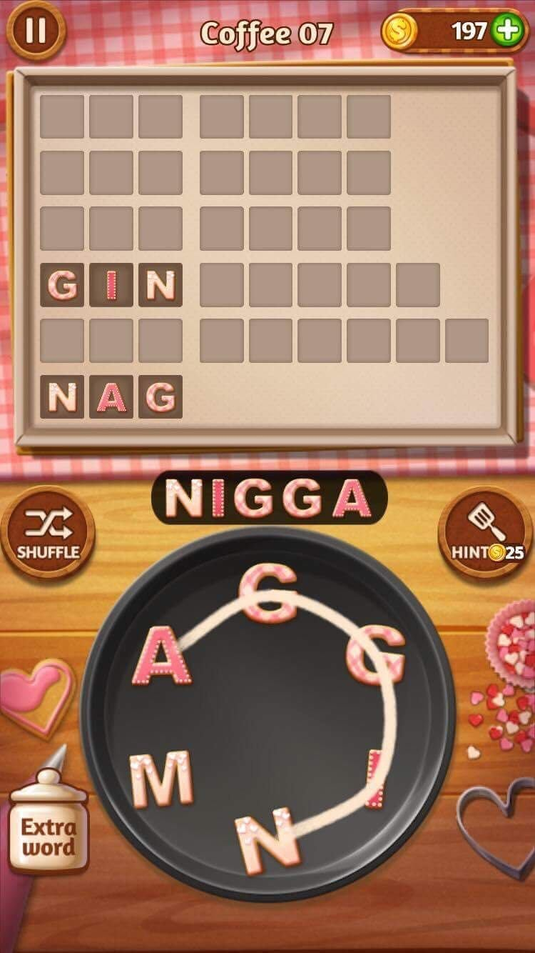 Word Cookies Needs To Work On Their Words