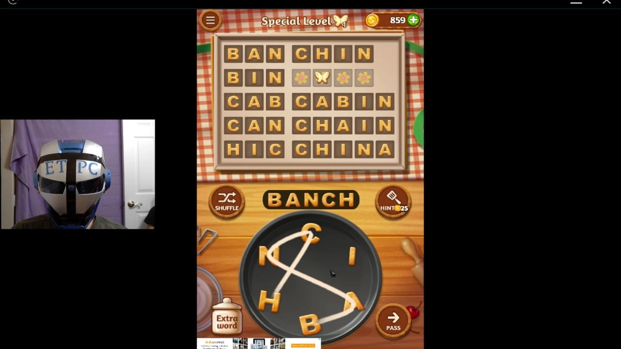 Word Cookies Vanilla 10 Special Level 03 Solved