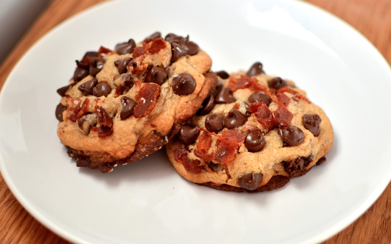 Yammie's Noshery  Maple Bacon Browned Butter Chocolate Chip Cookies