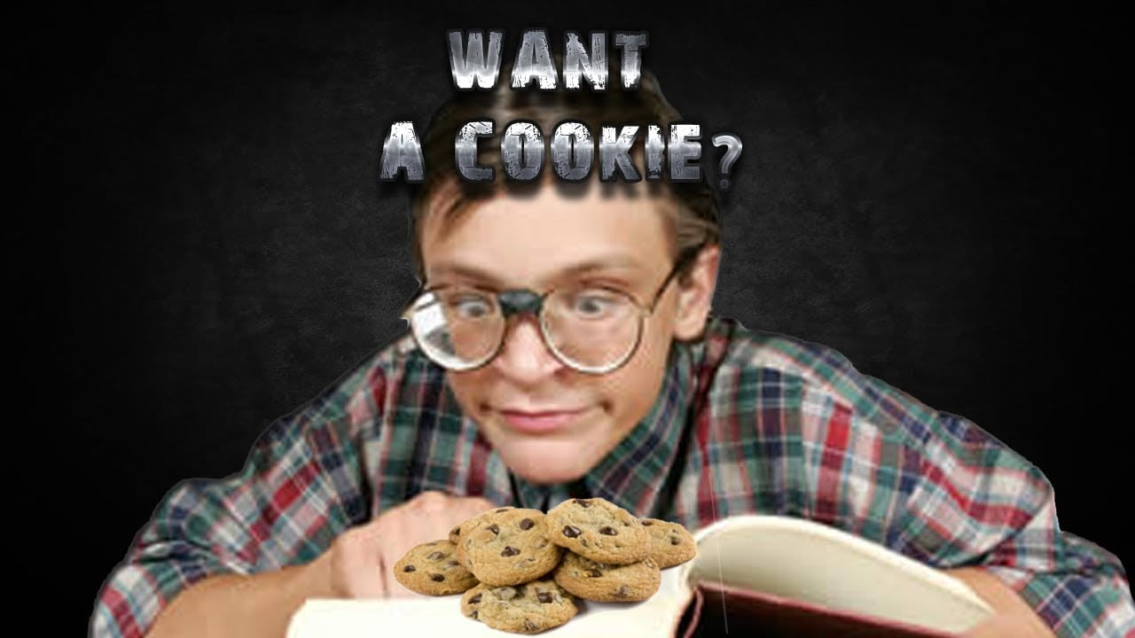 You Want A Cookie  (episode 2)