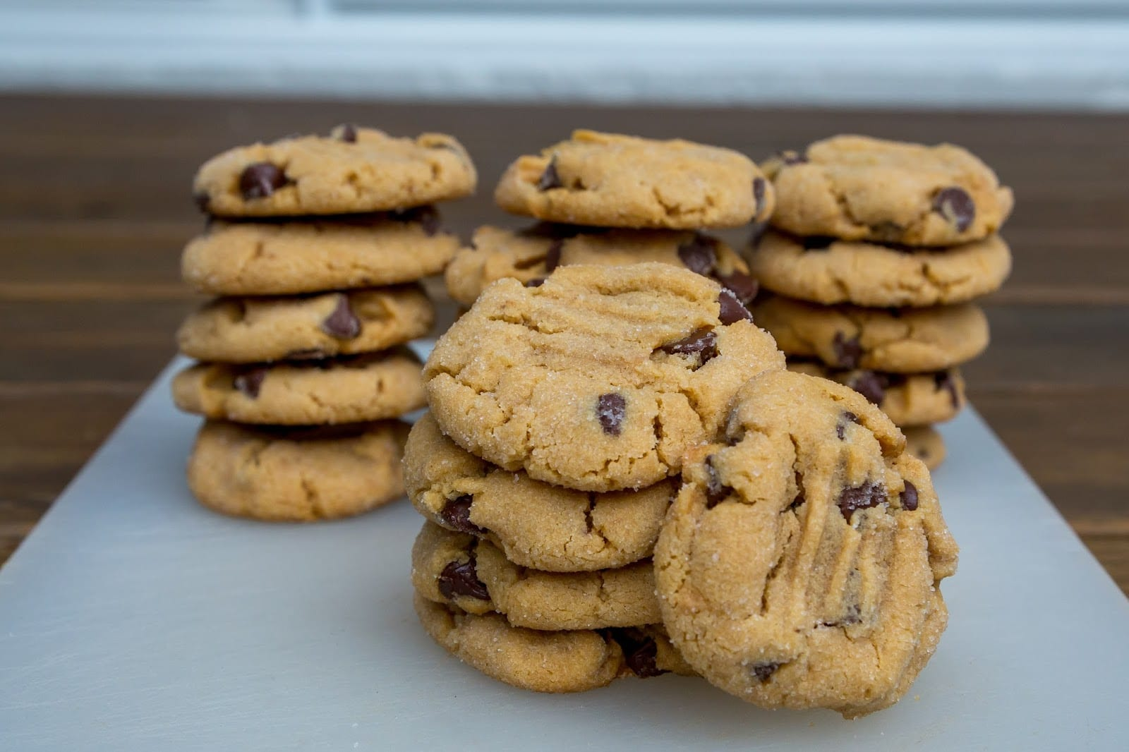 113 Grams Of Butter  Peanut Butter Chocolate Chip Cookies