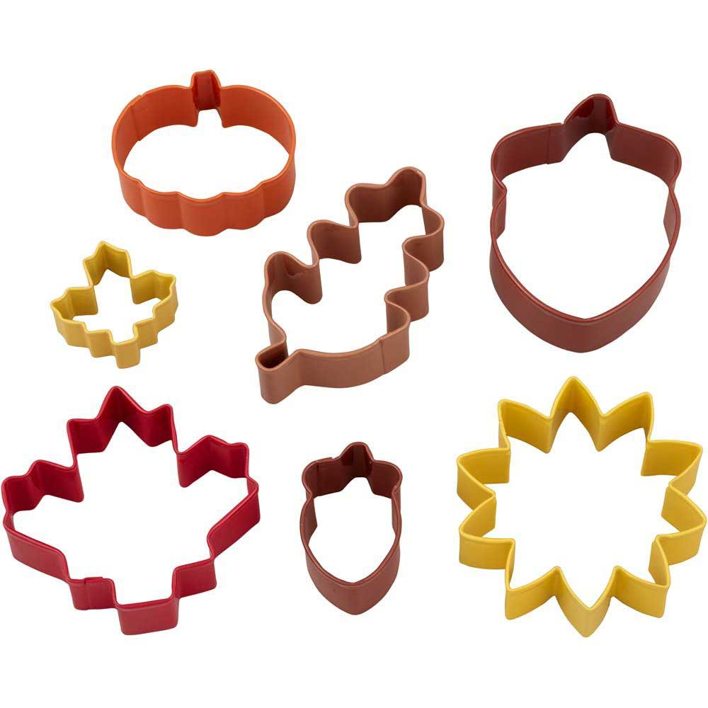 Thanksgiving Fall Cookie Cutters Cookie Molds