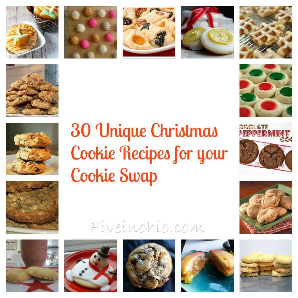 30 Unique Christmas Cookies Pinning For The Hot Cocoa Cookies