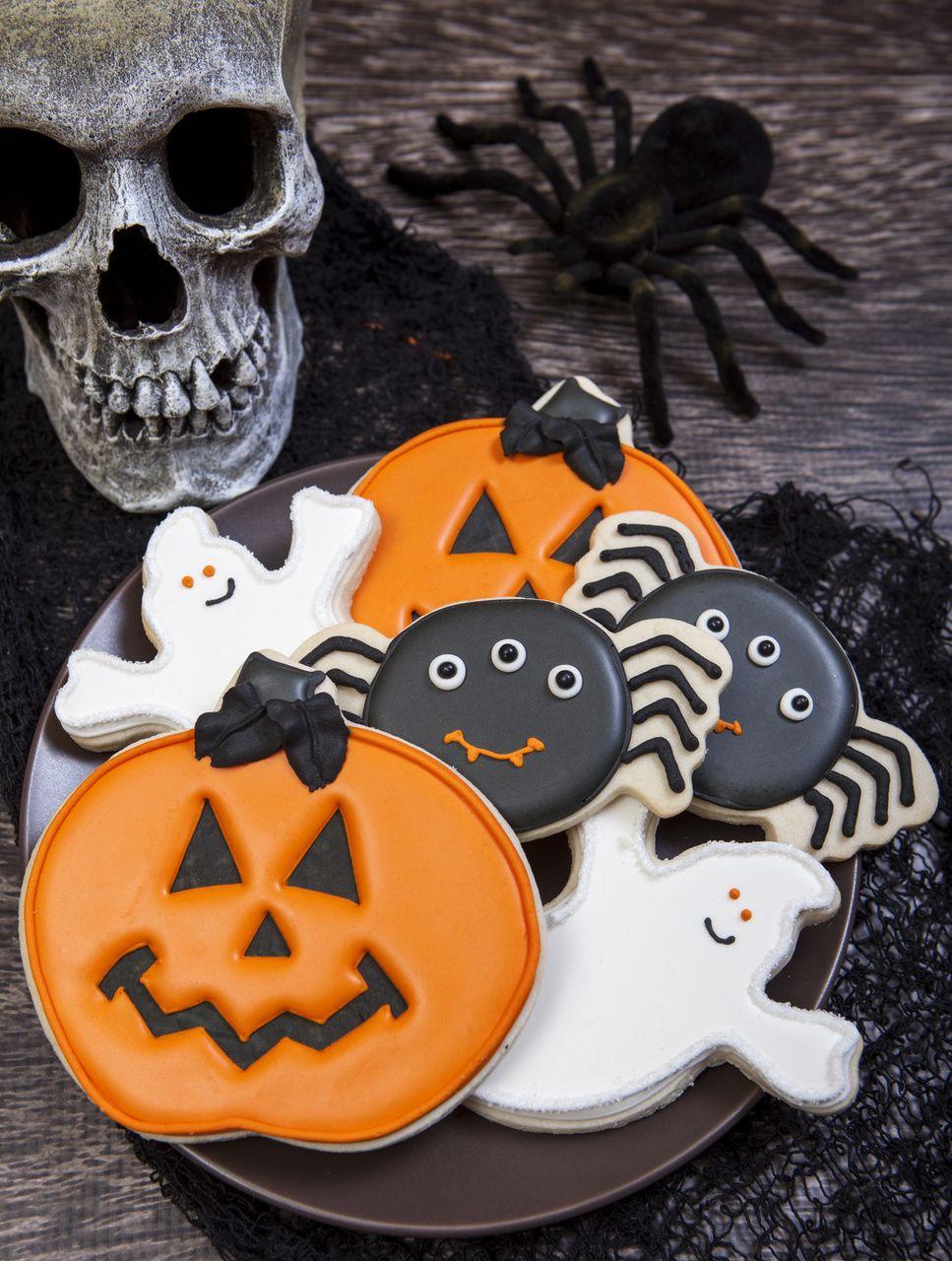 Spooky Cookie  Halloween Cookie Decorations