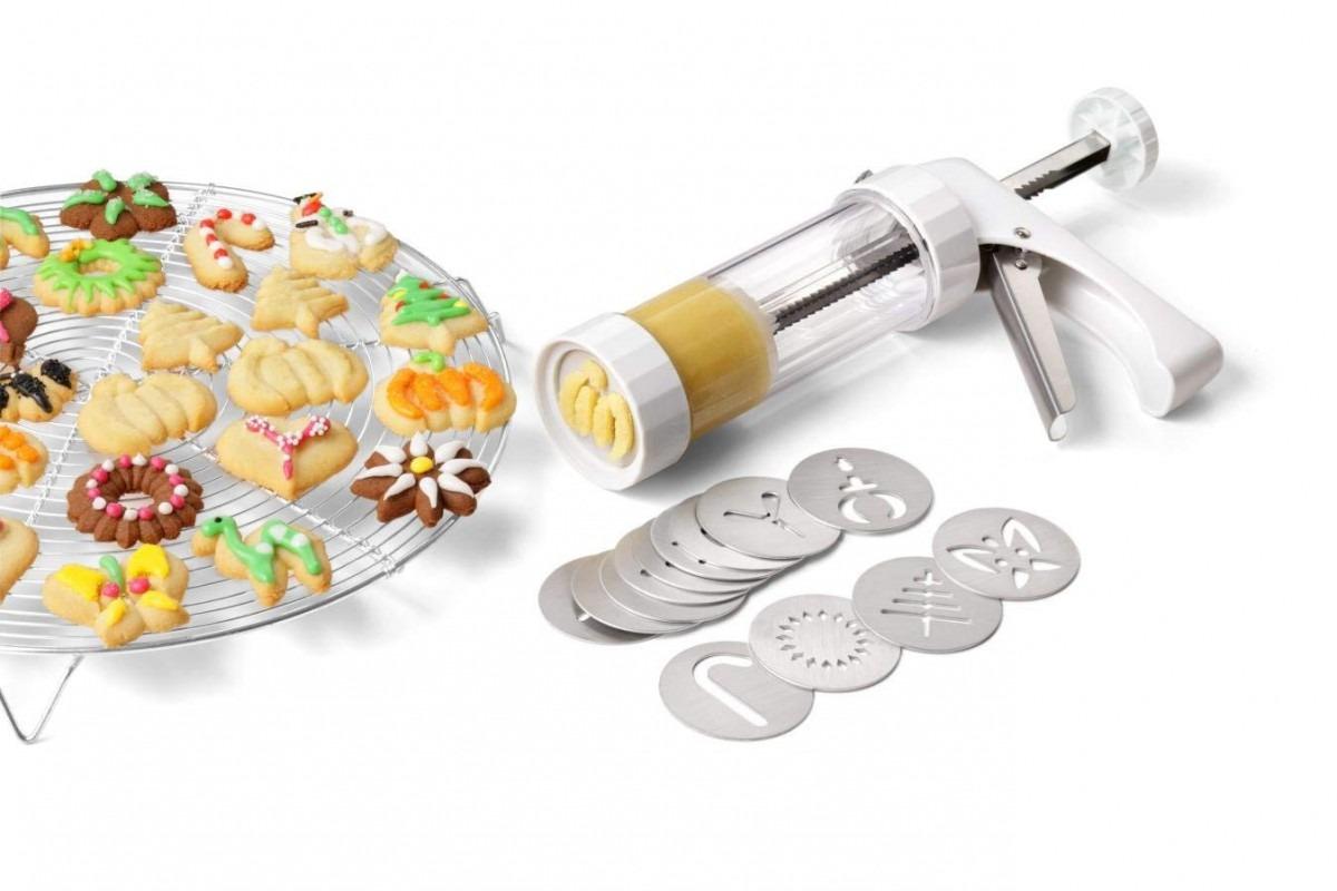 Amazon Com  Kuhn Rikon Clear Cookie Press  Kitchen & Dining