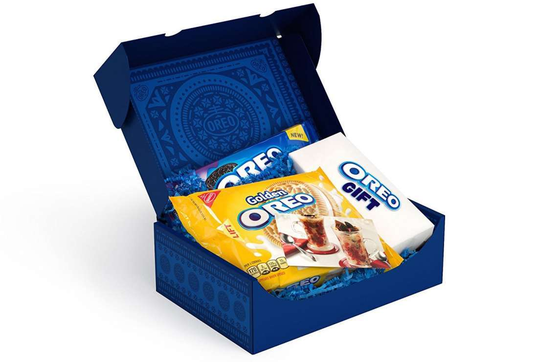 The Oreo 'cookie Club' Subscription Of Your Dreams Is Now